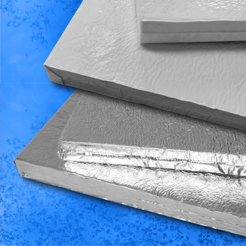Siltherm VacuPanel Rigid Microporous Vacuum Insulation Panel, cryogenic, cool, applications