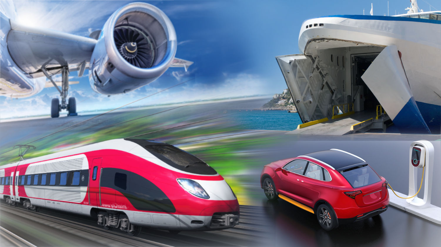 transport, aerospace, auto, rail, marine, applications, microporous, insulation, products
